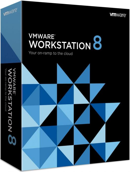 VMware Workstation 8.0.3 Build 703057 + Rus - для виртуализации систем