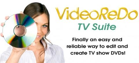 VideoReDo TVSuite H 264 v4.20.7.629d - редактирование, авторинг и прожигание DVD, запись с TV