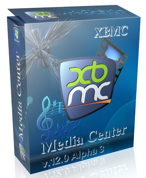XBMC Media Center 12.0 Alpha 3 ML/Rus - погода, музыка, видео, HD видео, фотографии, фильмы, RSS