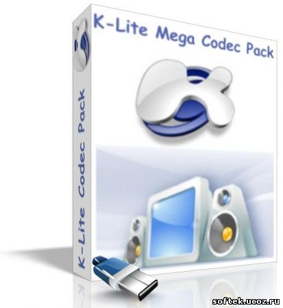 скачать K-Lite Mega Codec 5.6.1 Portable