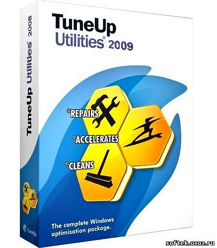 TuneUp (тюн ап) Utilities 2013 x32/x64 EN + русификатор + кейген (обновлен)