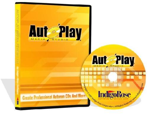 AutoPlay Media Studio v8.1.0.0
