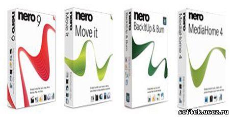 Неро 9 полная версия с ключем и активацией