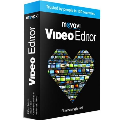 скачать Movavi Video Editor 12 RePack