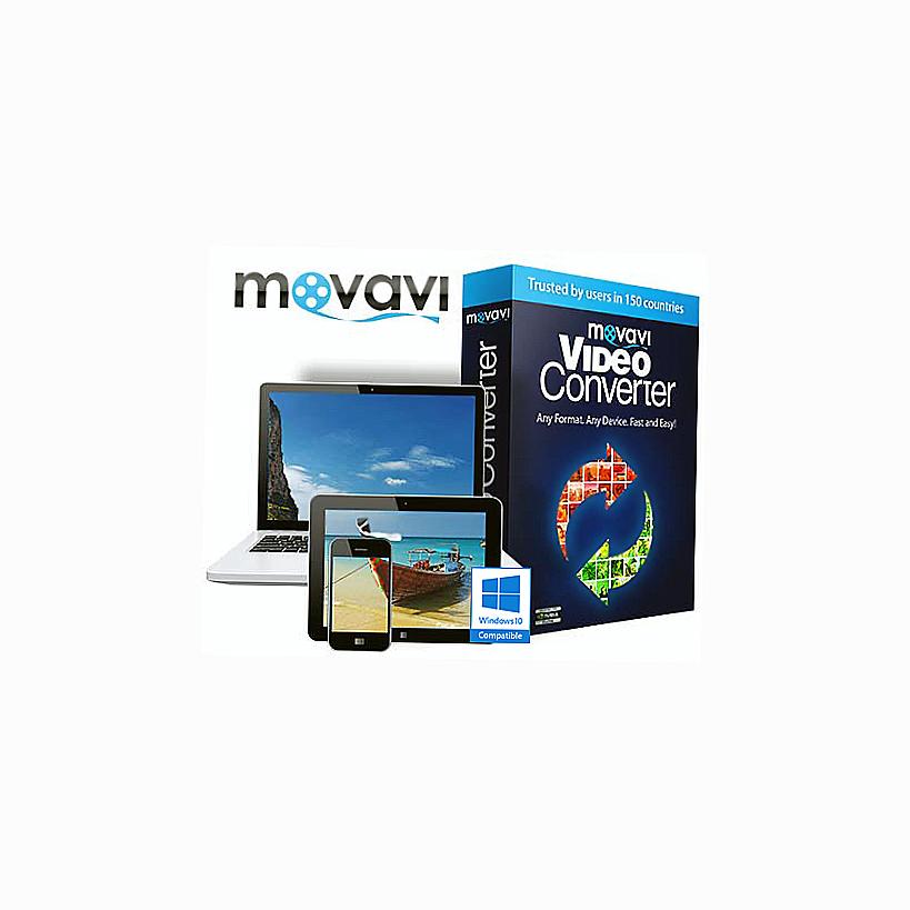 Movavi Video Converter 8, 9, 10 - 17,18 RUS/EN | Movavi видео конвертер 8 - 18 RU/EN патч, ключ, активация