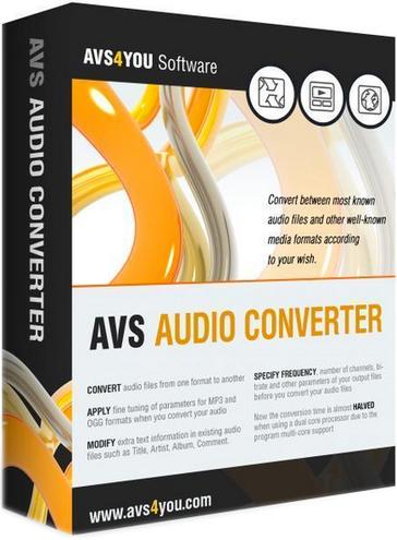 AVS Audio Converter v7.0.3.485 Final Portable - аудио конвертер
