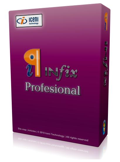 Iceni Technology InfixPro PDF Editor Pro 5.14