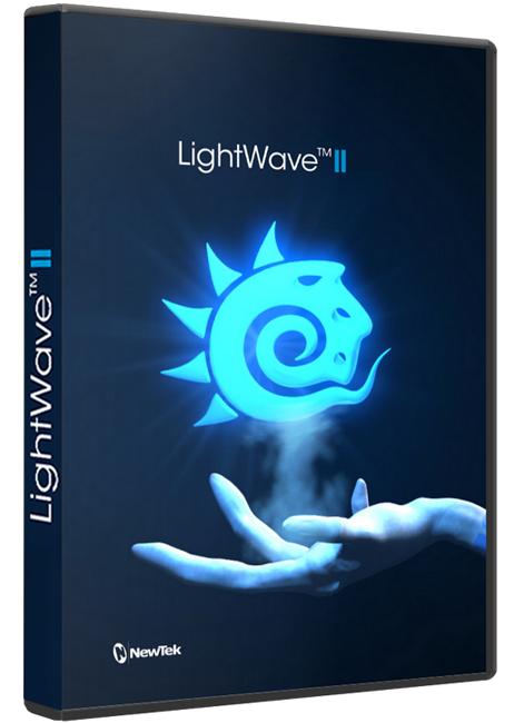 NewTek LightWave 3D v11.22050 2012 - 3D-моделирование