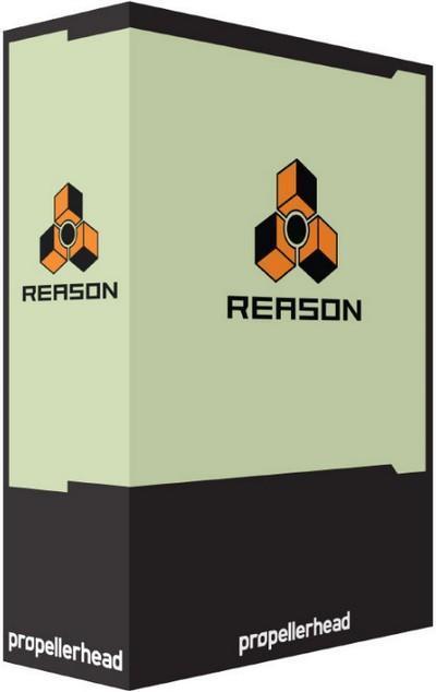 скачать Reason 5.0.1 build 1.472 x86 - Propellerhead - гигантский саунд банк