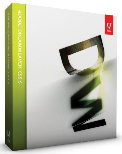 Adobe Dreamweaver CS5 Версия 11.0 build 4964 Rus (дримвивер) создание, разработка и редактирование веб-сайтов