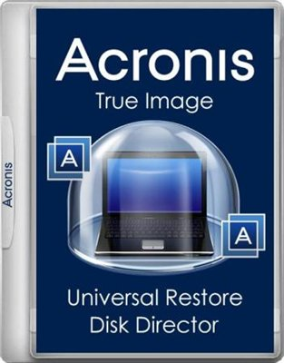 Acronis True Image 19.0.6569 / Universal Restore 11.5.40028 / Disk Director 12.0.3270 (x86/x64/UEFI)