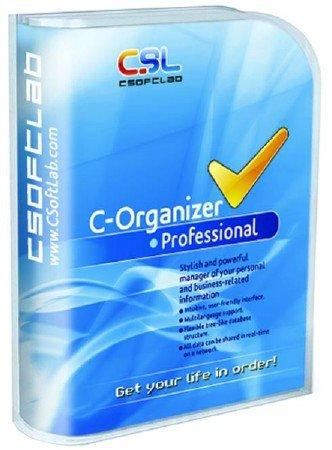 скачать C-Organizer Professional 6.0 Multi/Ru - Органайзер