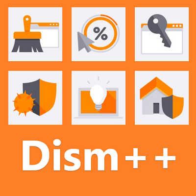 скачать Dism++ 10.1.5.3 Portable Multi/Ru