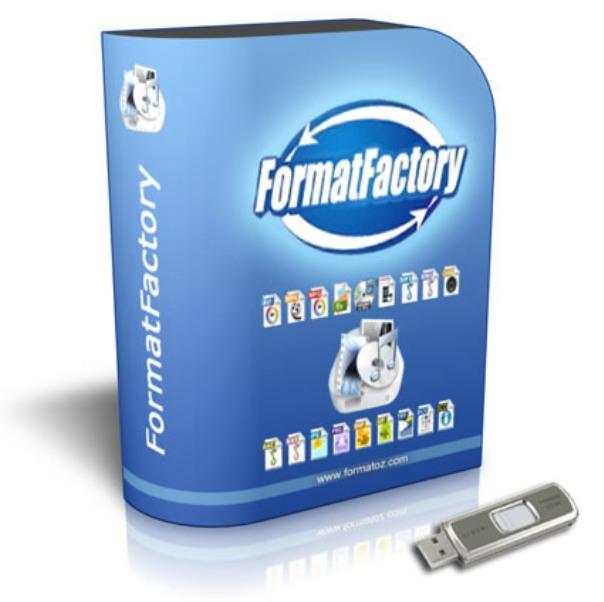 Format Factory 3.9.0.1 RePack & Portable