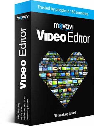 Movavi Video Editor 11.4.0 x86 RUS RePack - тихая установка