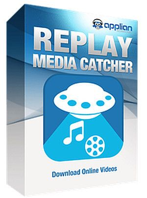 скачать Replay Media Catcher 6.0.1.27 En