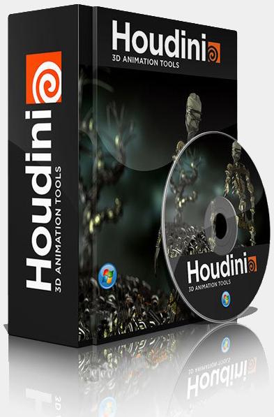SideFx Houdini FX 15.5.480 En