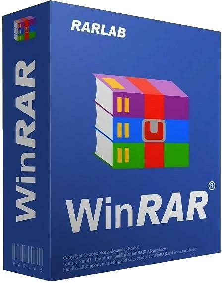 WinRAR 5.50 Repack - Архиватор Английская, Русская, Украинская