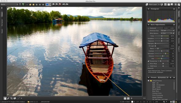 скачать Corel Aftershot Pro 1.0.0.39 для Mac OS X