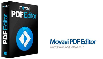 скачать Редактор PDF-файлов Movavi PDF Editor 1.1 RePack & Portable
