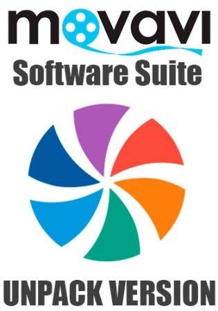 скачать Редактирование аудио, видео файлов, PDF док - Movavi Software Suite 17