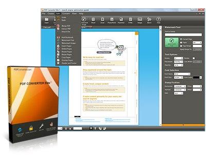 скачать PDF Converter Elite v3.0.9