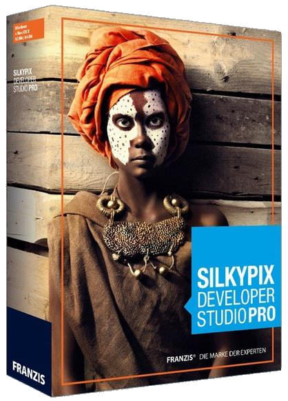 скачать SILKYPIX Developer Studio Pro 8 + Portable (x32, x64) Eng+Rus