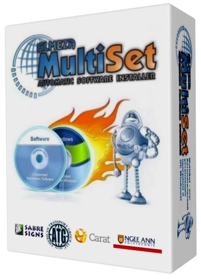 Almeza MultiSet Professional 8.3.0 - установщик программ и Windows