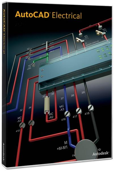 Autodesk AutoCAD Electrical 2013 (RUS/ENG)