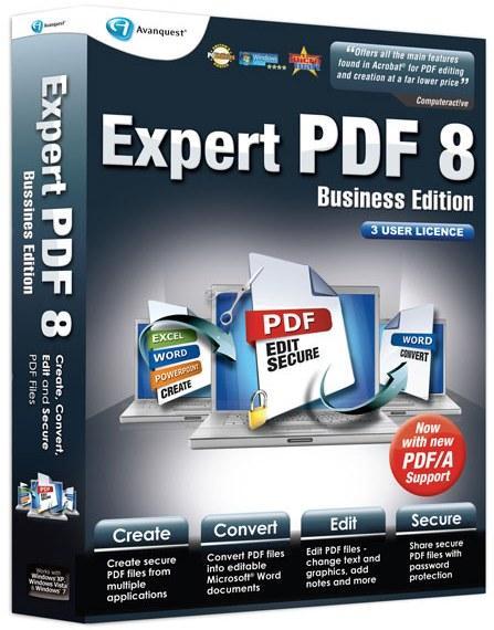 скачать Avanquest Expert PDF Professional 8.0.350.0