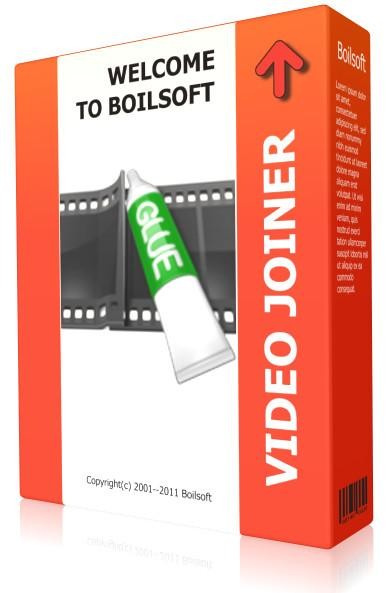 Boilsoft Video Joiner v 6.57.1 - склейка видео