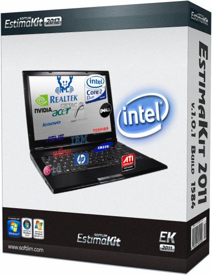 EstimaKit 2011 1.0.1.1584 ML/Rus + Portable - для авто обновления драйверов и программ