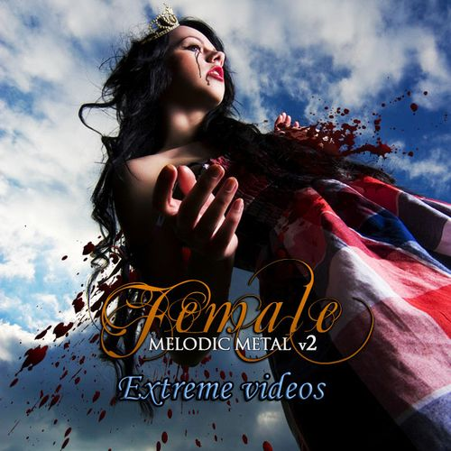 Female Extreme Videos - Melodic Death Metal Vol.2 (2012)