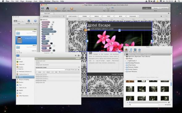 Flux 4.0.24 для Mac OS X