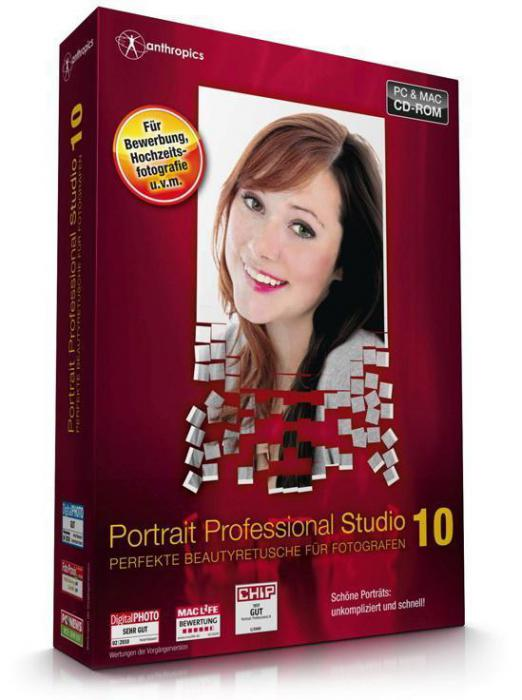 Portrait Professional Studio 10.9.3