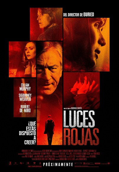Красные огни / Red Lights (2012)