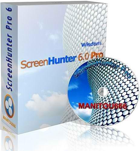 ScreenHunter Pro 6.0.839 - для захвата, обработки и редактирования изображений