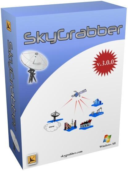 Skygrabber Pro 3.0.0 - трафик со спутника
