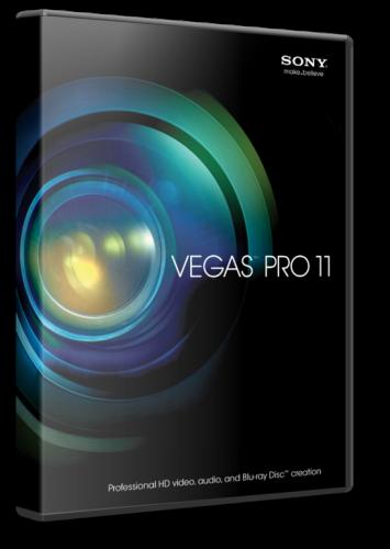 Sony Vegas Pro 11.0 Build 594 х86