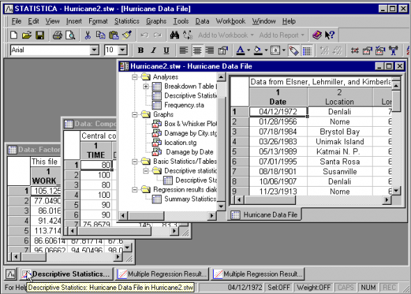 StatSoft Statistica v10.0 Enterprise