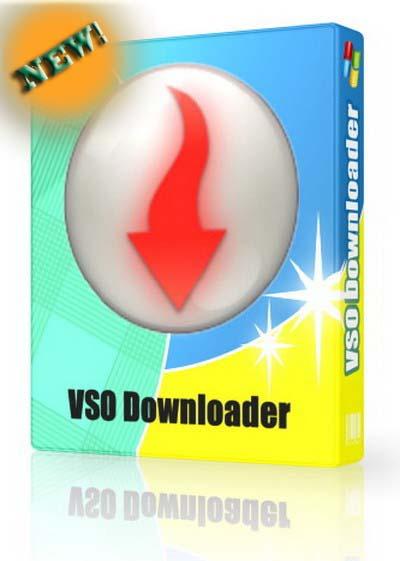 VSO Downloader v2.9.1.4 Ultimate - скачать видео в реальном времени