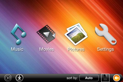 скачать Медиаплеер для iphone 4 8player V2.2.2