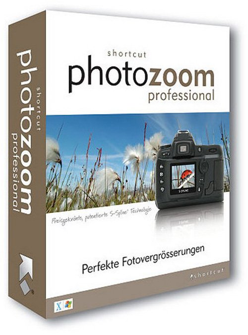Benvista PhotoZoom Pro 6.0.6 RePack & portable - изменение фото без потерь