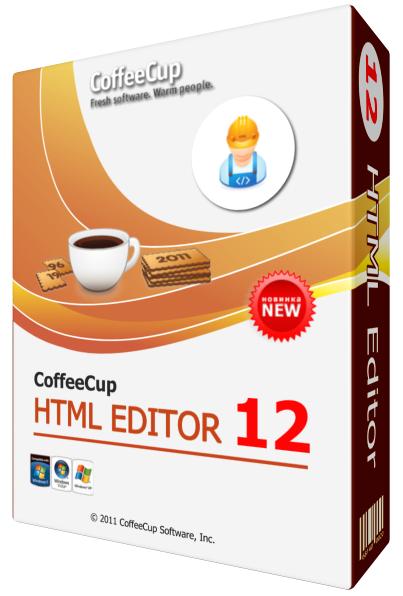 скачать CoffeeCup HTML Editor 12.7 Build 455